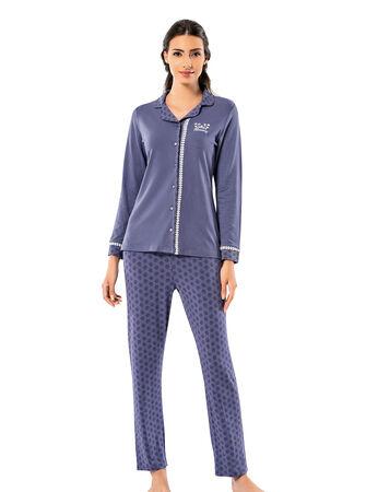 Şahinler Kadın Pijama Takımı MBP25004-2