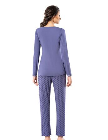 Şahinler - Şahinler Kadın Pijama Takımı MBP25005-2 (1)