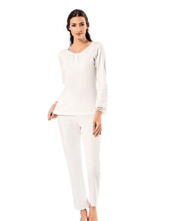 Şahinler Kadın Pijama Takımı MBP25006-1
