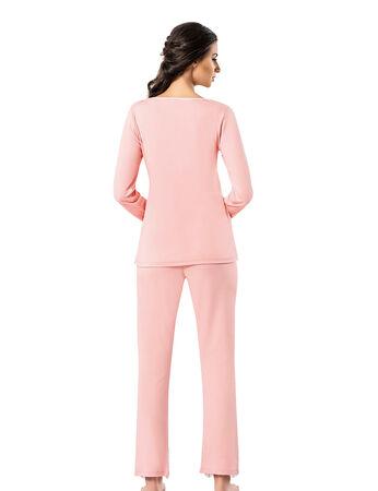 Şahinler - Şahinler Kadın Pijama Takımı MBP25007-1 (1)