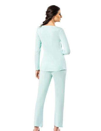 Şahinler - Şahinler Kadın Pijama Takımı MBP25007-2 (1)