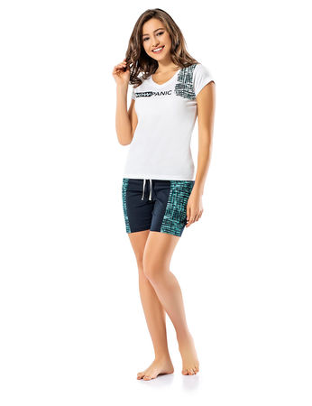 Şahinler - Sahinler Damen Short-Set MBP24801-1