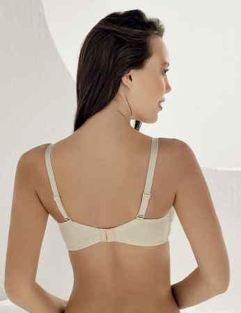Şahinler - Sahinler Lace Minimiser Bra Nude M8050 (1)
