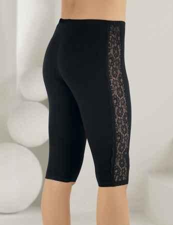 Şahinler - Sahinler Leggings Lace Side Black MB890 (1)