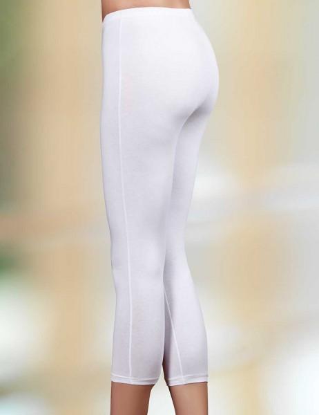 Şahinler - Sahinler Leggins mit seitlicher Naht weiß MB3025 (1)