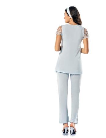 Şahinler - Sahinler Maternity Pajama Set MBP24823-2 (1)