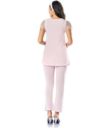 Şahinler - Sahinler Maternity Pajama Set MBP24824-1 (1)
