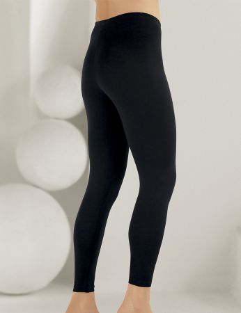 Şahinler - Sahinler Long Leggings Black MB886 (1)