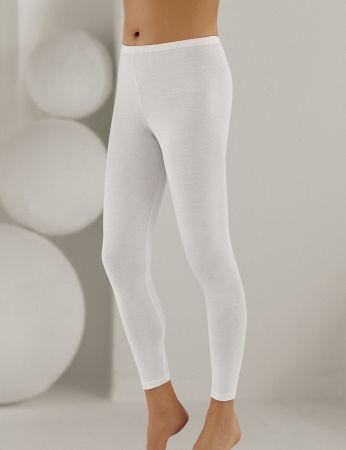 Sahinler Long Leggings White MB886