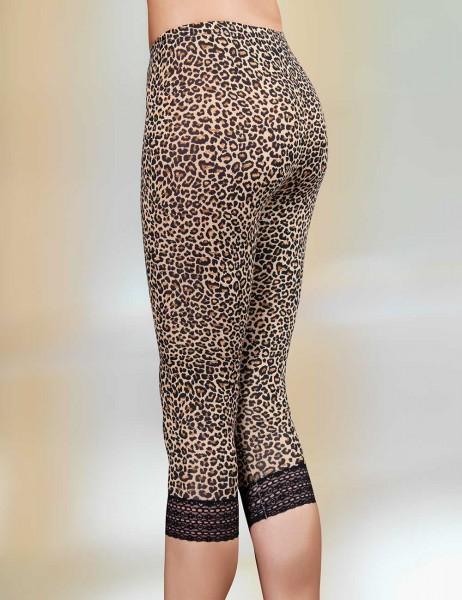 Şahinler - Sahinler Lycra Supreme Leggings Leopard Patterned MB291 (1)