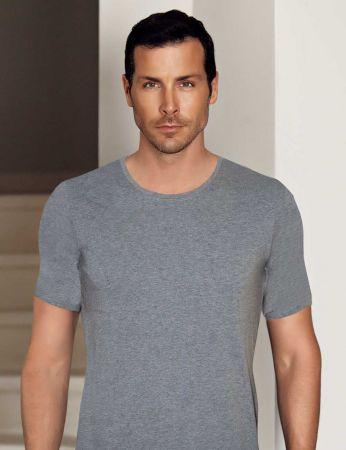 Şahinler - Sahinler Man Modal Singlet Grey ME133