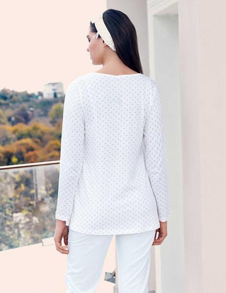 Şahinler - Şahinler пижамы для послеродового MBP23414-1 (1)