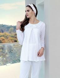 Şahinler пижамы для послеродового MBP23414-1 - Thumbnail