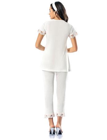 Şahinler - Şahinler Maternity Pajama Set MBP24120-1 (1)