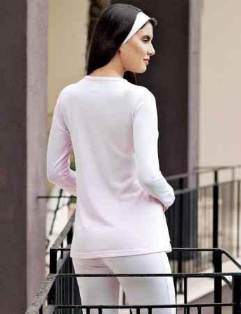 Şahinler - Şahinler Maternity Pajama Set & Slipper Gift Pink MBP23733-1 (1)