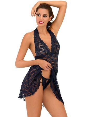 Mel Bee - Şahinler костюм ночной рубашки MB4017-LC