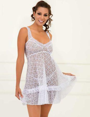 Mel Bee - Şahinler костюм ночной рубашки MB4021-KBY