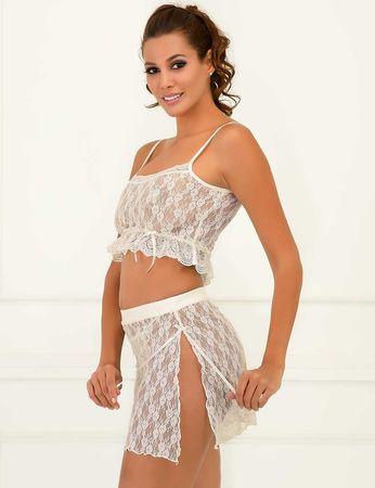 Mel Bee - Şahinler костюм ночной рубашки MB4022-KYEC