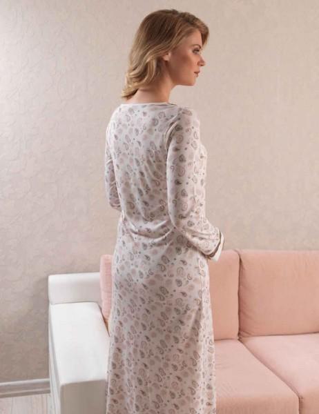 Şahinler - Sahinler Melisa Lace Nightgown MBP22428-1 (1)