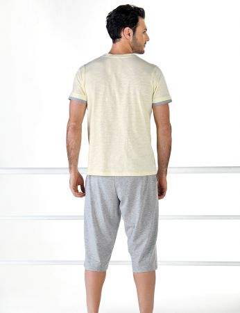 Şahinler - Sahinler Men Capri Set MEP24702-1 (1)