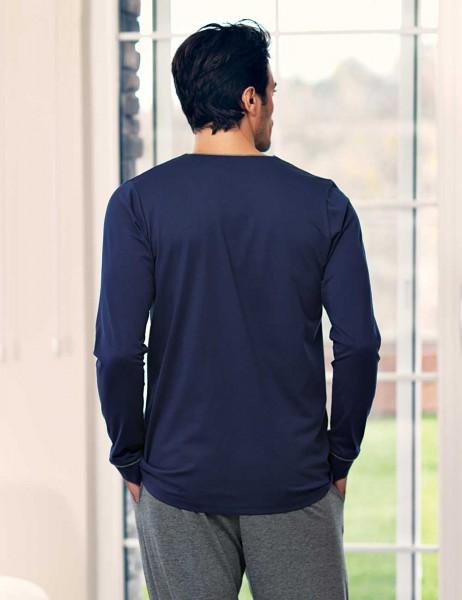 Şahinler - Şahinler Men Pajama Set Khaki MEP23532-3 (1)