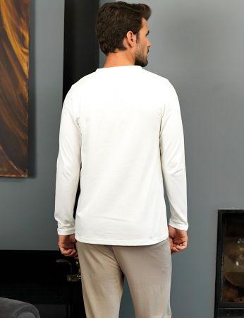 Şahinler - Şahinler Men Pajama Set MEP24220-2 (1)