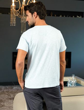 Şahinler - Şahinler Men Pajama Set MEP24224-1 (1)