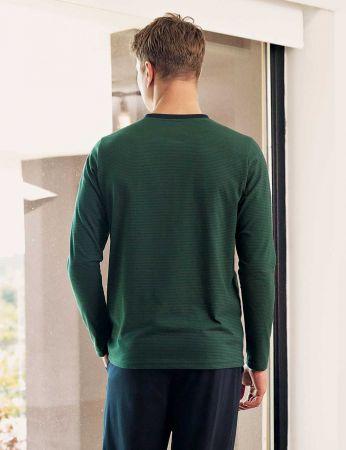 Şahinler - Sahinler Men Pajama Set MEP24508-1 (1)