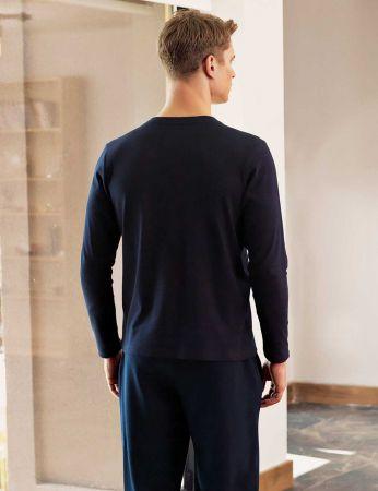 Şahinler - Sahinler Men Pajama Set MEP24510-1 (1)
