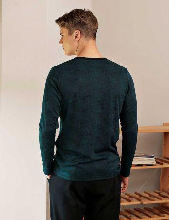 Şahinler - Sahinler Men Pajama Set MEP24512-2 (1)