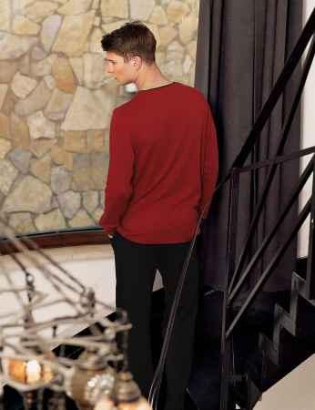 Sahinler Men Pajama Set MEP24517-2 - Thumbnail