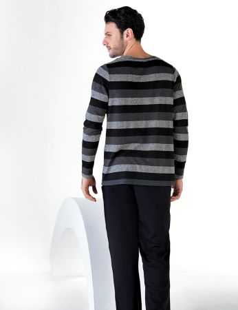 Şahinler - Sahinler Men Pajama Set MEP24712-1 (1)