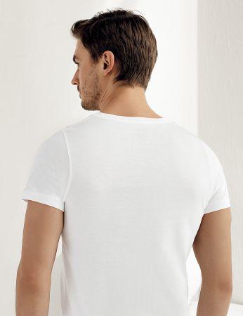 Şahinler - Sahinler Modal Men Singlet White ME130 (1)