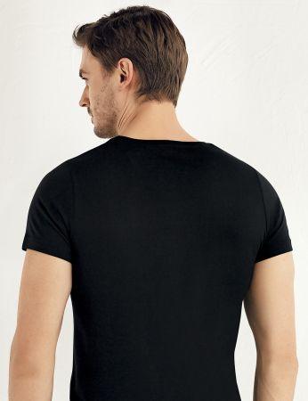Şahinler - Sahinler Modal Unterhemd für Herren ME130 (1)