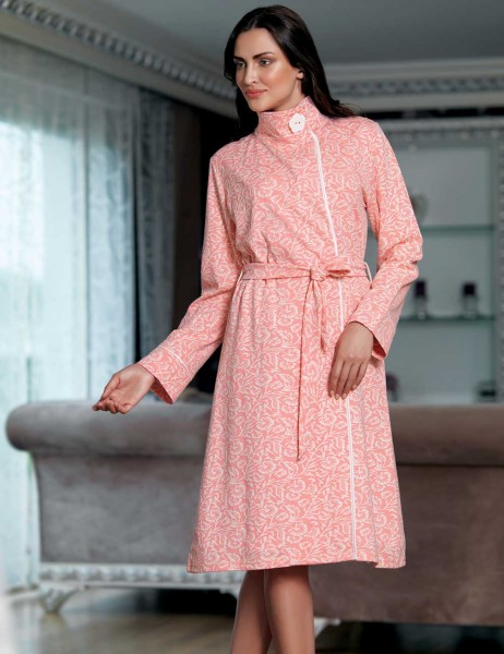 Şahinler - Sahinler Negligee and Nightgown Set (Suprise Gift) MBP21625-1