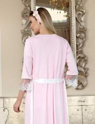 Şahinler - Şahinler Schlafanzug für Schwangere MBP23410-1 (1)