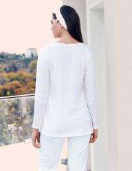Şahinler - Şahinler Schlafanzug für Schwangere MBP23414-1 (1)