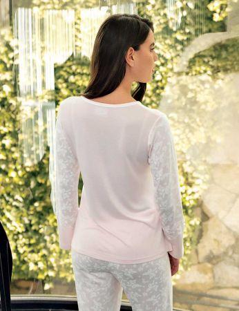 Şahinler - Şahinler Schlafanzug Set für Damen MBP23719-1 (1)
