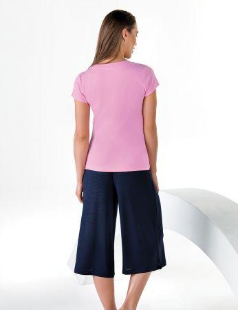 Şahinler - Sahinler Schlafanzug Set für Damen MBP24608-1 (1)