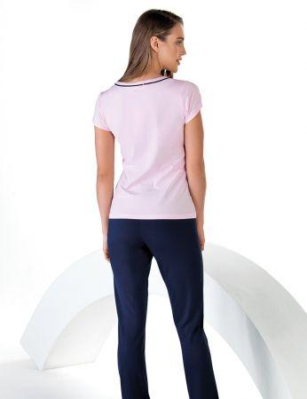 Şahinler - Sahinler Schlafanzug Set für Damen MBP24609-1 (1)