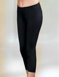 Şahinler - Sahinler Side Seamed Leggings Black MB3025