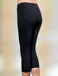 Şahinler - Sahinler Side Seamed Leggings Black MB3025 (1)