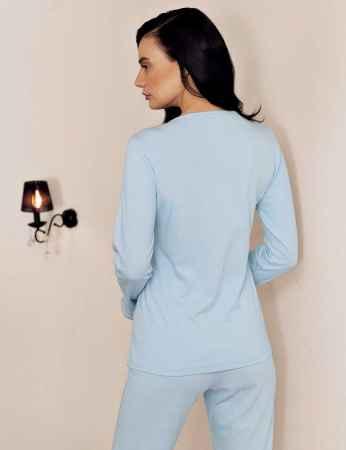 Şahinler - Şahinler Spitze Schlafanzug Set für Damen MBP23701-1 (1)