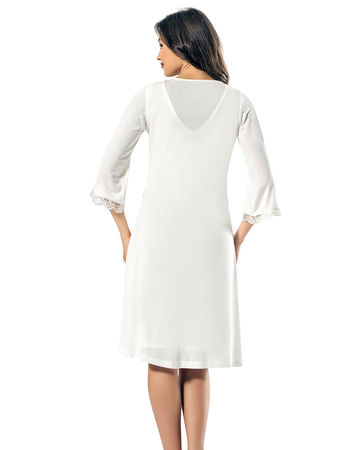 Şahinler - Şahinler Woman Nightgown & Morning Gown Set MBP24138-1 (1)