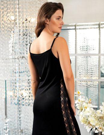 Şahinler - Şahinler Woman Nightgown & Morning Gown Set MBP24140-1 (1)