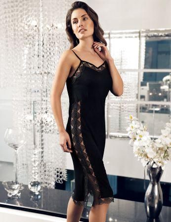 Şahinler - Şahinler Woman Nightgown & Morning Gown Set MBP24140-1