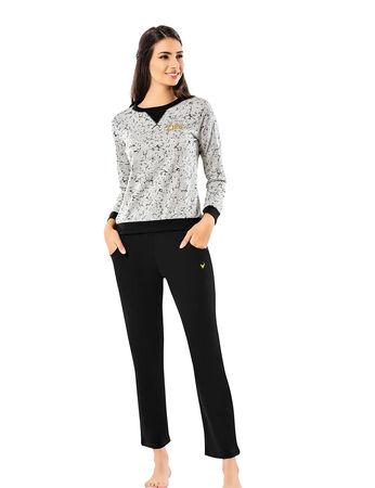 Şahinler - Sahinler Woman Pajama Set MBP24301-1