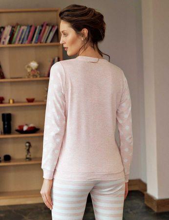 Şahinler - Sahinler Woman Pajama Set MBP24307-2 (1)