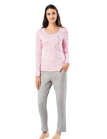 Şahinler - Sahinler Woman Pajama Set MBP24311-1