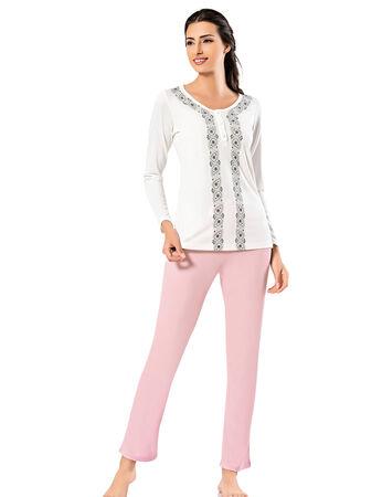 Şahinler - Sahinler Woman Pajama Set MBP24405-1